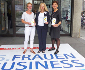 Wbc Cologne beim Frauen-Business-Tag